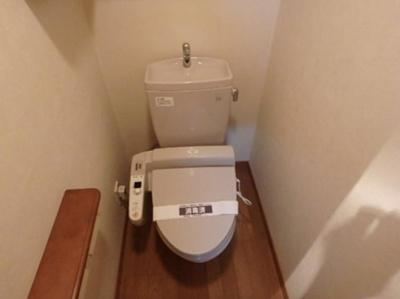 【トイレ】ルーブル高円寺弐番館