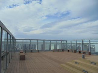 屋上共用部 スカイズ タワー&ガーデン
