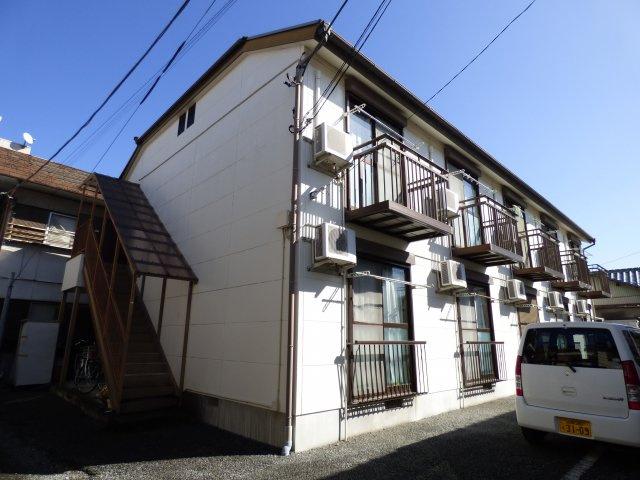 【外観】ハイツ浜田