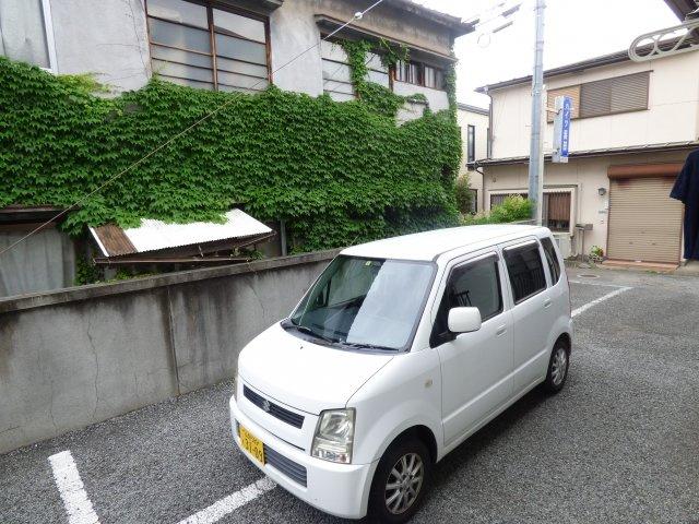 【展望】ハイツ浜田