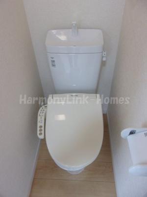 ソフィアリボンのトイレもきれいです