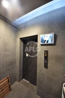 ロッカベラアパートメント エレベーター