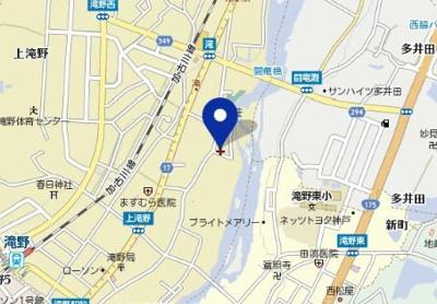 【地図】シャーメゾン ノシバ