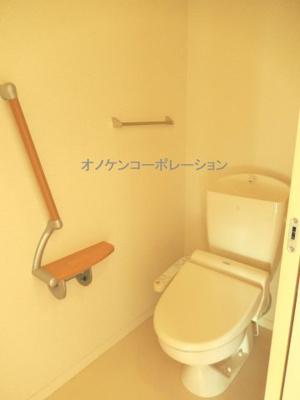 【トイレ】カーサ レジオ棟K