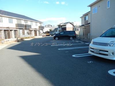 【駐車場】カーサ レジオ棟K