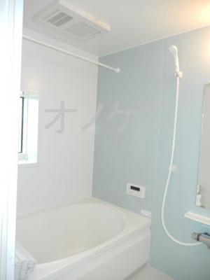 【浴室】カーサグラスA