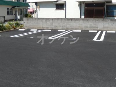 【駐車場】カーサグラス自由が丘
