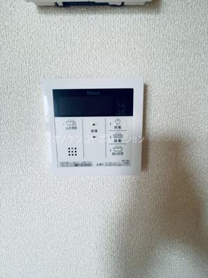 【設備】ベルフォーレ王子A