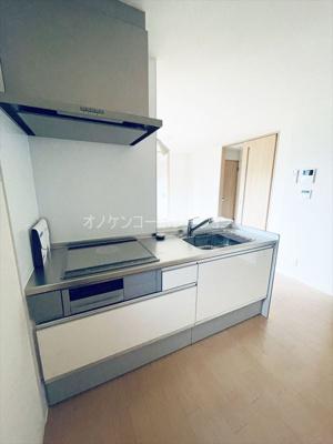 【キッチン】ベルフォーレ王子A