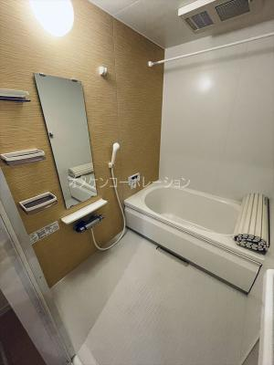 【浴室】ベルフォーレ王子A