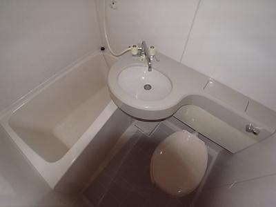 【浴室】カーサ・ボーノ