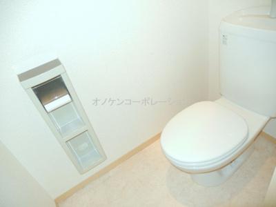 【トイレ】パレスコートB
