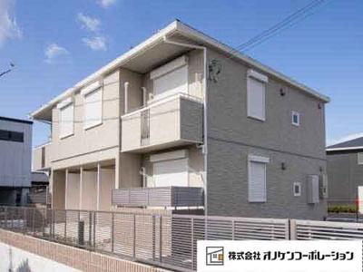 【外観】レジデンス永尾M