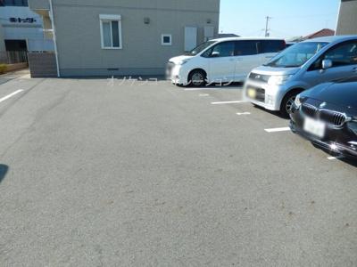 【駐車場】レジデンス永尾M