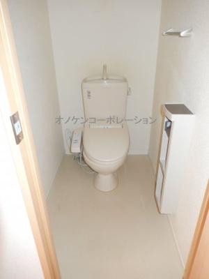 【トイレ】リブ ソレイユS