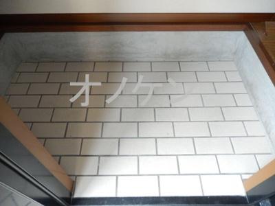 【玄関】マグノリア