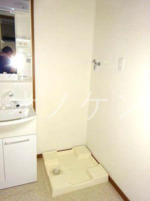 洗濯機置場(同タイプ)