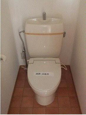 【トイレ】アクシス大島