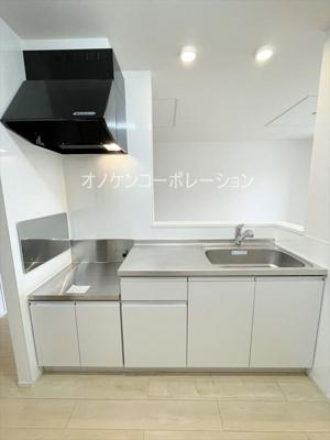 【キッチン】ブリアール白池Ⅰ