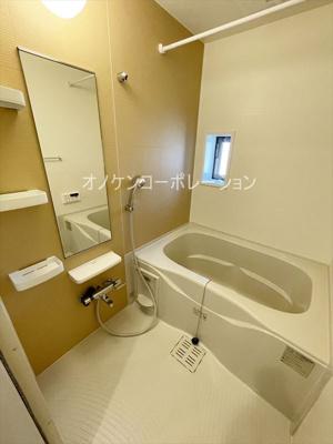 【浴室】ブリアール白池Ⅰ