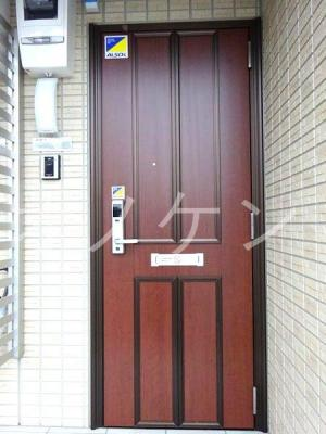 【玄関】サニーDハウス芝町