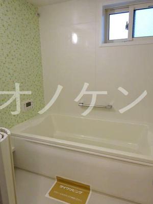 【浴室】サニーDハウス芝町