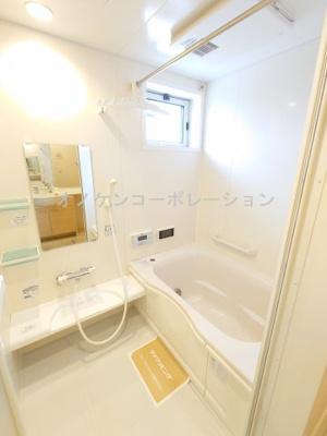 【浴室】サニーハイツ青山B棟