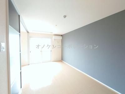 【居間・リビング】サニーハイツ青山B棟