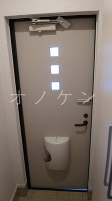 【玄関】フォルシアⅡ