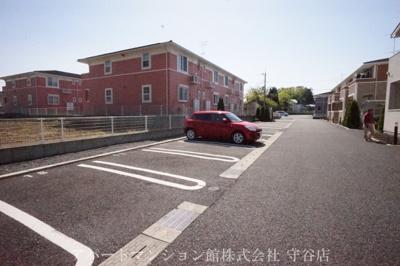 【駐車場】サプール・ヒルズⅡ