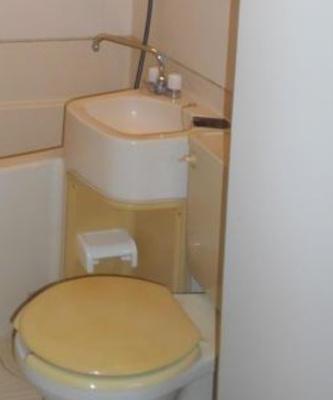 【トイレ】メゾンドコメート