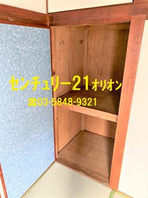 【収納】覚来アパート