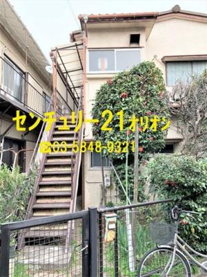 【外観】覚来アパート
