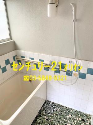 【浴室】覚来アパート