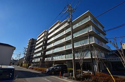 レーベンリヴァーレ中浦和ファーストレジデンス、9階建の2階部分のご紹介です。