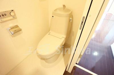【トイレ】ブラービ新大阪