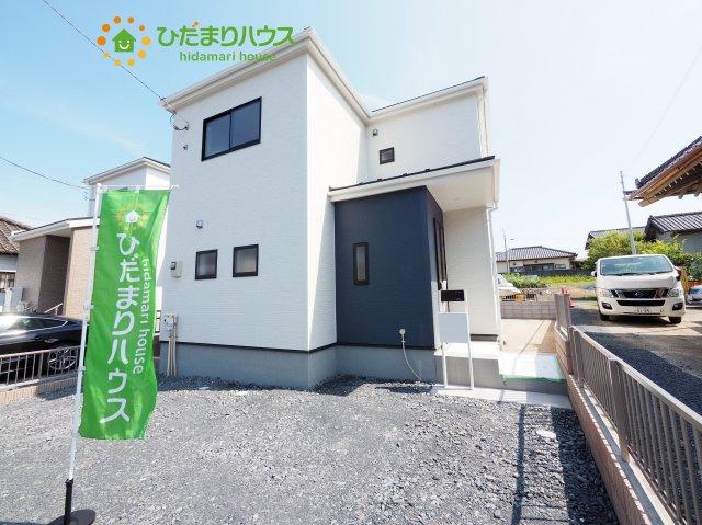 【外観】日立市水木町4期 新築戸建 1号棟