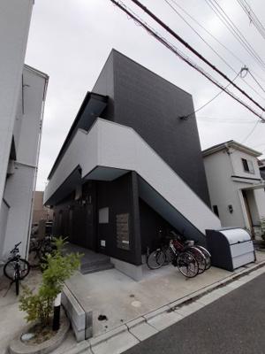 【外観】ラズワルド東大阪