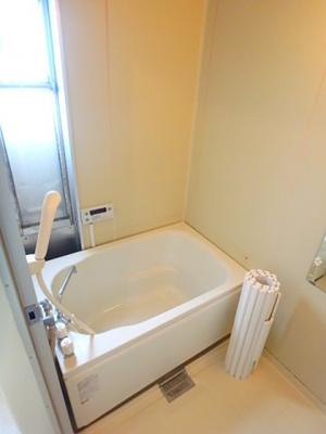 【浴室】レジデンス曳馬Ⅰ