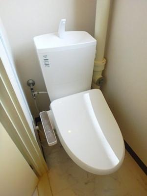【トイレ】レジデンス曳馬Ⅰ