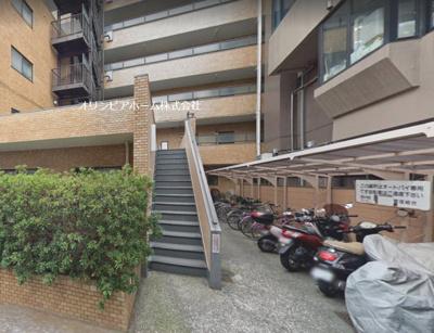 【外観】ライオンズマンション菊川第2 2階 角部屋 リノベーション済
