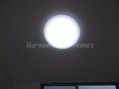 ハーモニーテラス東高円寺Ⅱの照明機器