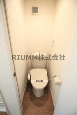 【トイレ】ファーストハウス新中野