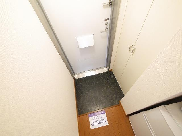 【玄関】レオパレスハートフル西大寺