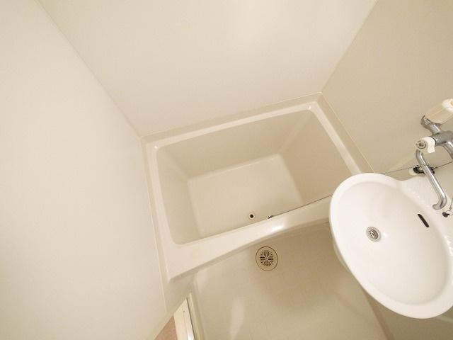 【浴室】レオパレスハートフル西大寺