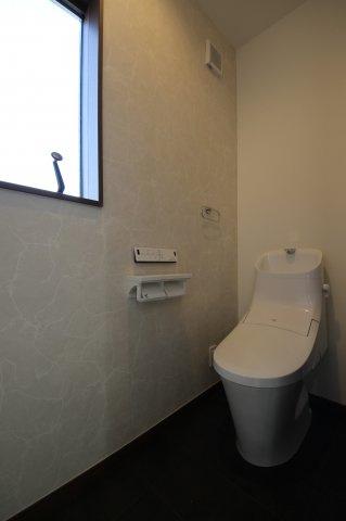 1階と2階にトイレあり。