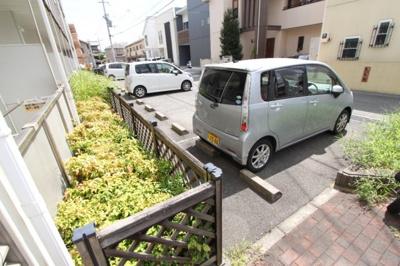 【駐車場】エルミタージュ