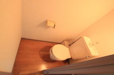 【トイレ】エルミタージュ