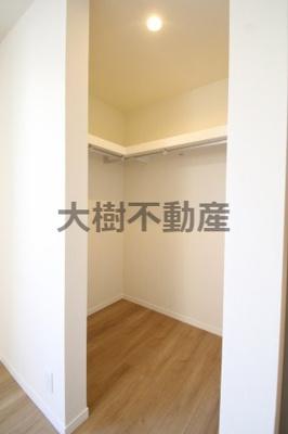 2階 洋室1(7.0帖)ウォークインクローゼット