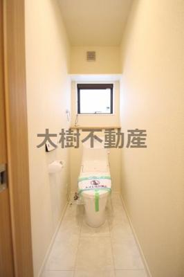 1階 温水洗浄機能付き便座